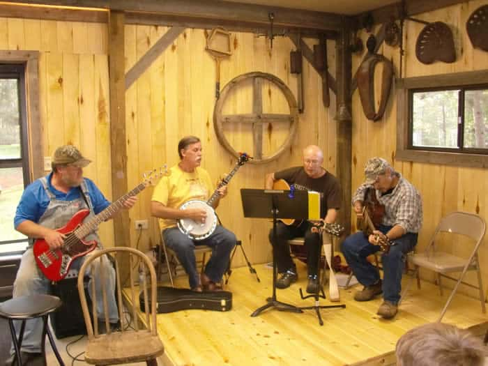 Knotty Pines Resort - Bluegrass Music Most Tuesday Nights - Nevis, Minnesota