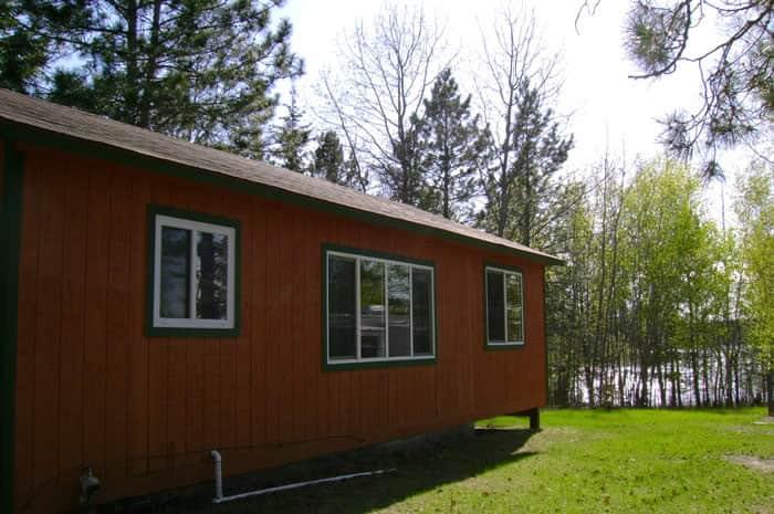 Fox Burrow Northern Minnesota Cabin Rentals Nevis Mn