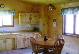 Cabin #7 - Kitchen