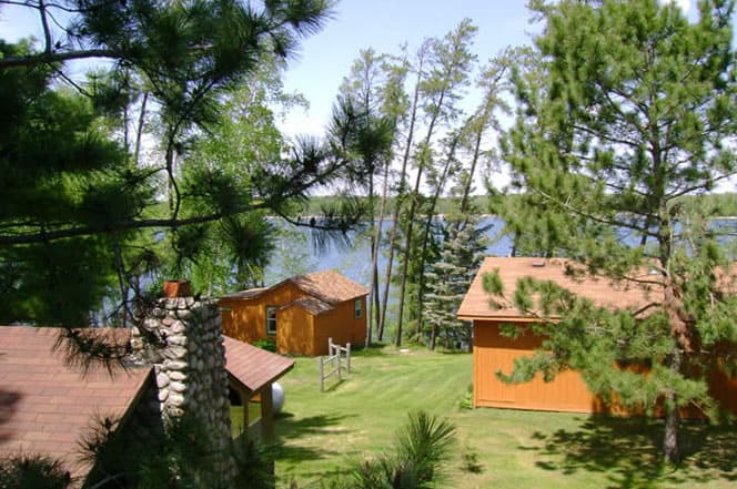 Lake Home Northern Minnesota Cabin Rentals Nevis Mn