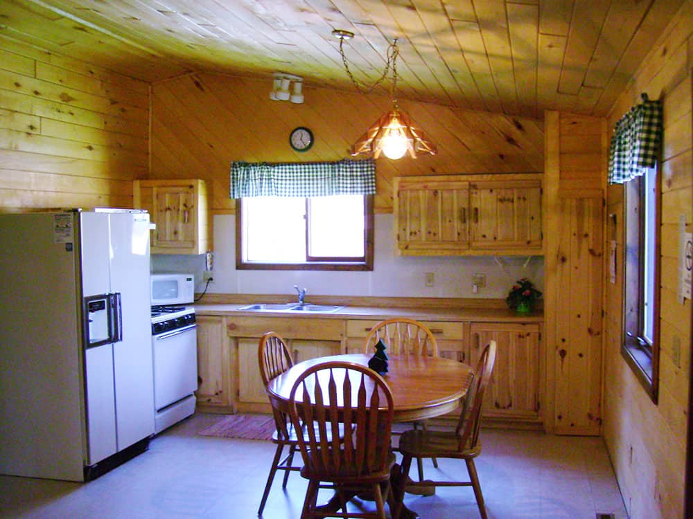 Minnesota Resort Cabin - Knotty Pines Resort, Boulder Lake, Nevis, MN